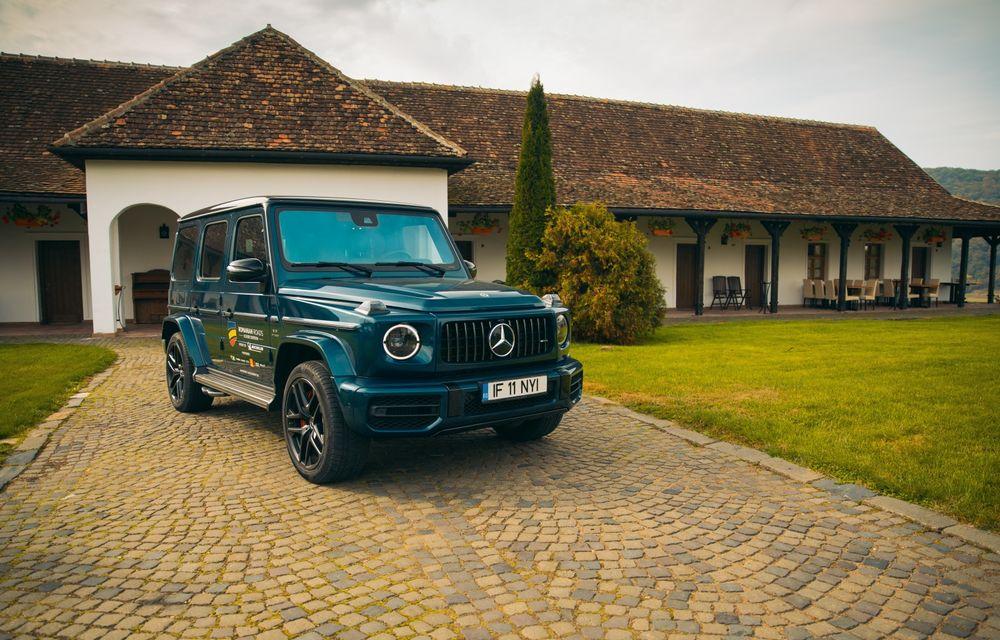 """PORTRET: Mercedes-AMG G63 după 2000 de kilometri: """"AMG G63 rămâne unul dintre modelele pe care trebuie să le conduci cel puțin o dată în viață"""" - Poza 34"""