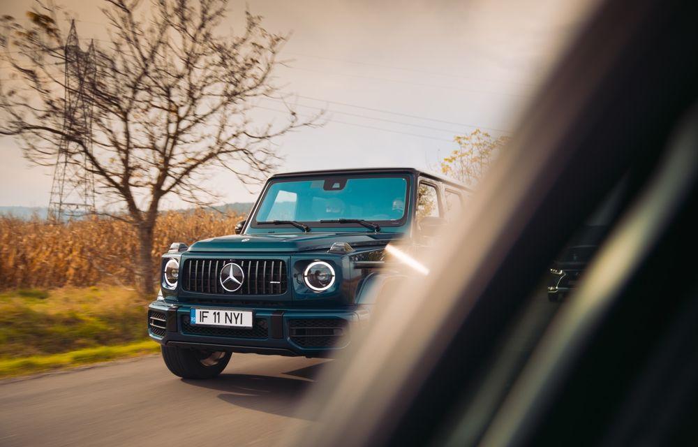 """PORTRET: Mercedes-AMG G63 după 2000 de kilometri: """"AMG G63 rămâne unul dintre modelele pe care trebuie să le conduci cel puțin o dată în viață"""" - Poza 36"""