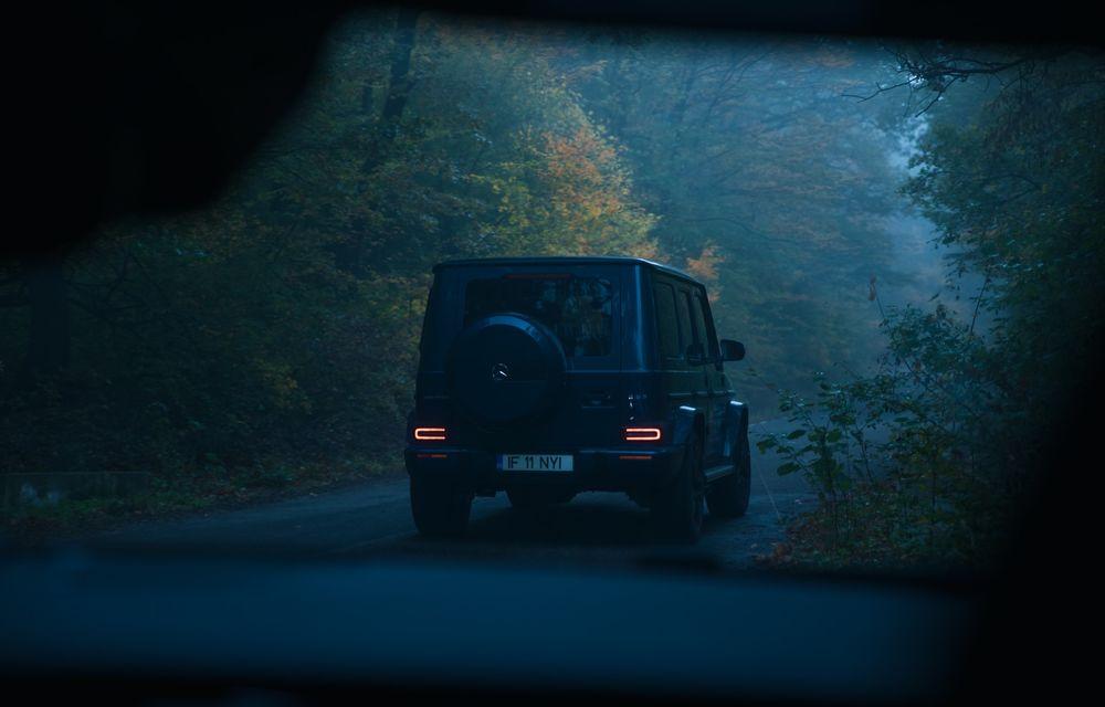 """PORTRET: Mercedes-AMG G63 după 2000 de kilometri: """"AMG G63 rămâne unul dintre modelele pe care trebuie să le conduci cel puțin o dată în viață"""" - Poza 10"""
