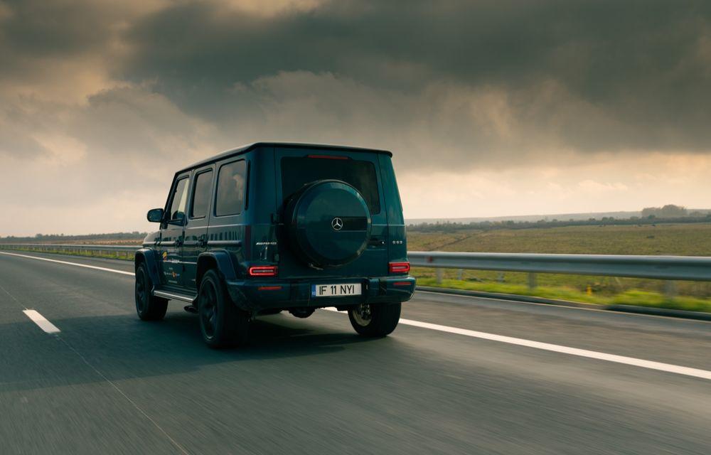 """PORTRET: Mercedes-AMG G63 după 2000 de kilometri: """"AMG G63 rămâne unul dintre modelele pe care trebuie să le conduci cel puțin o dată în viață"""" - Poza 19"""