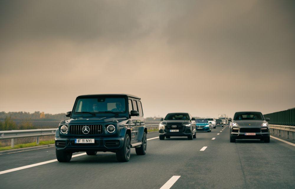 """PORTRET: Mercedes-AMG G63 după 2000 de kilometri: """"AMG G63 rămâne unul dintre modelele pe care trebuie să le conduci cel puțin o dată în viață"""" - Poza 23"""