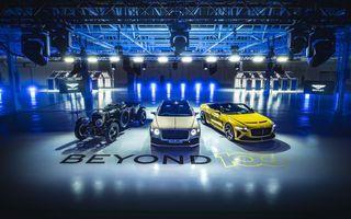 Bentley vrea să vândă doar mașini electrice după 2030: britanicii vor lansa doi hibrizi plug-in în 2021 și primul model electric în 2025