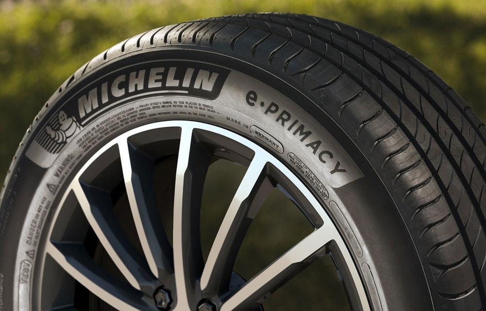 Michelin prezintă e.Primacy: noile anvelope reduc consumul cu 0.21 litri la 100 de kilometri și îmbunătățesc autonomia mașinilor electrice cu 7% - Poza 1