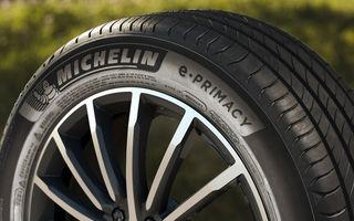 Michelin prezintă e.Primacy: noile anvelope reduc consumul cu 0.21 litri la 100 de kilometri și îmbunătățesc autonomia mașinilor electrice cu 7%