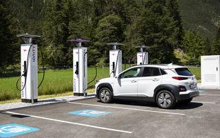 Hyundai și Kia se alătură rețelei europene de stații de încărcare Ionity: clienții vor avea tarife preferențiale pentru încărcare