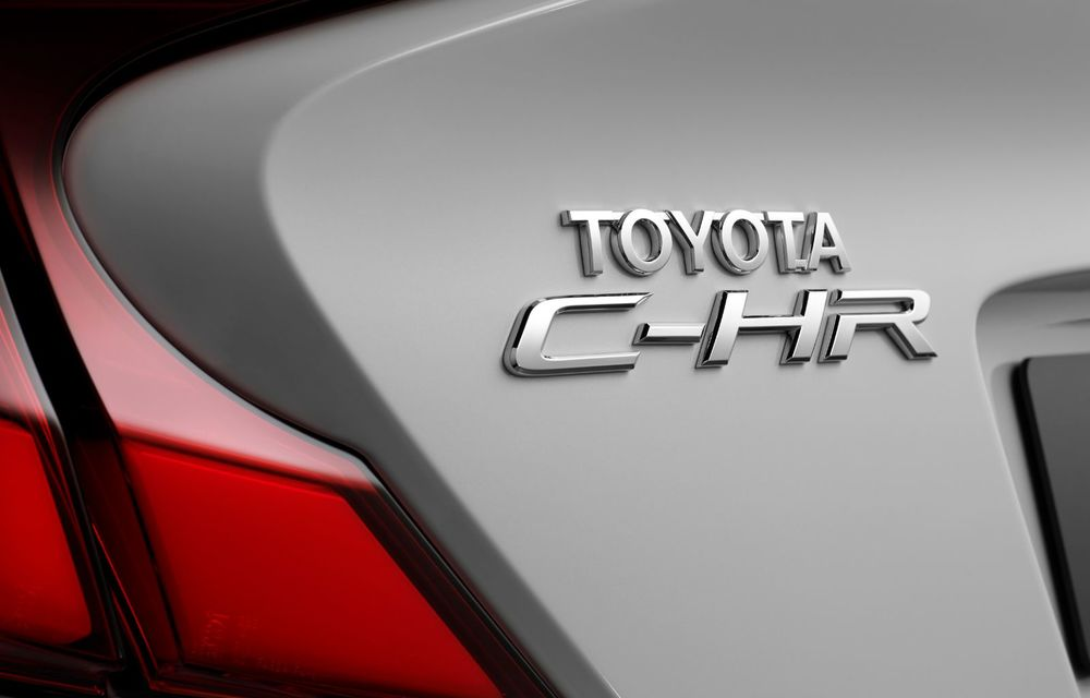 Versiunea Toyota C-HR GR Sport este disponibilă și în Europa: niponii condimentează SUV-ul cu accesorii sport - Poza 15