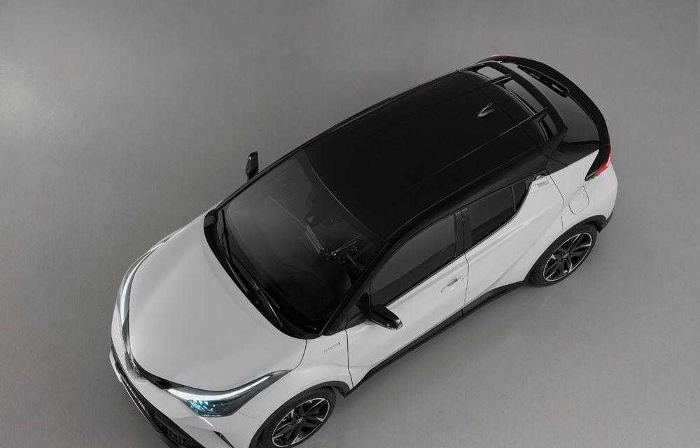 Versiunea Toyota C-HR GR Sport este disponibilă și în Europa: niponii condimentează SUV-ul cu accesorii sport - Poza 9
