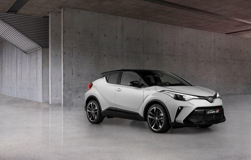 Versiunea Toyota C-HR GR Sport este disponibilă și în Europa: niponii condimentează SUV-ul cu accesorii sport - Poza 6