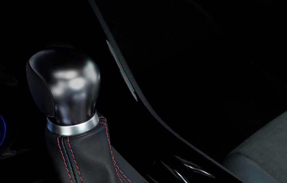 Versiunea Toyota C-HR GR Sport este disponibilă și în Europa: niponii condimentează SUV-ul cu accesorii sport - Poza 24