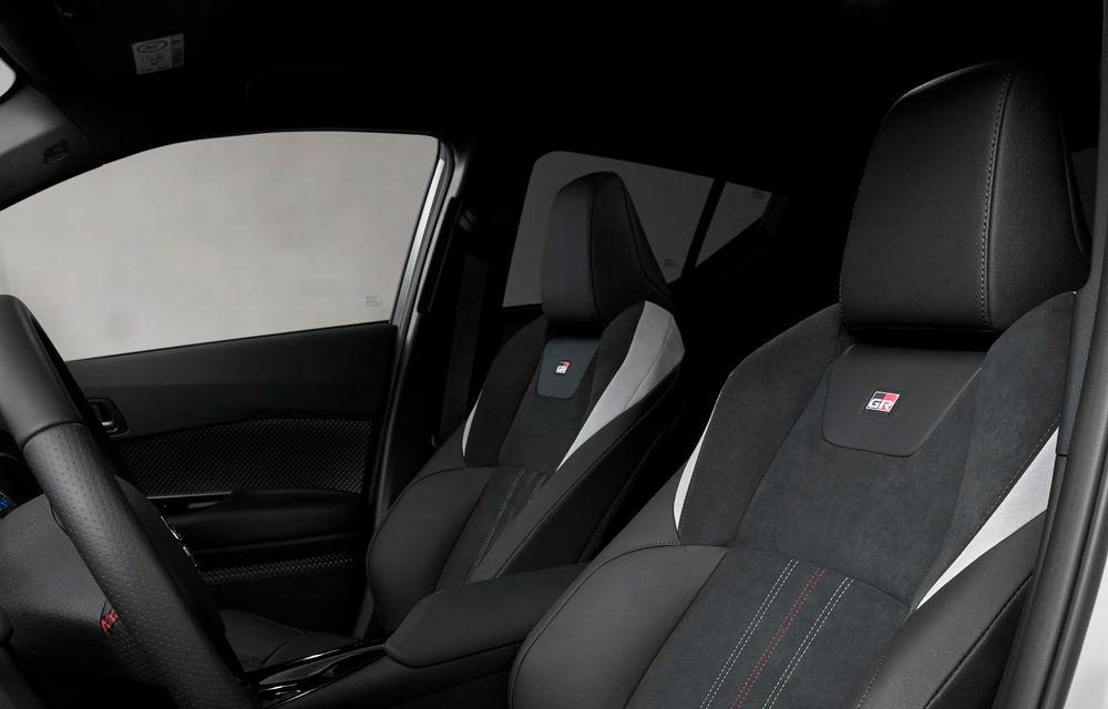 Versiunea Toyota C-HR GR Sport este disponibilă și în Europa: niponii condimentează SUV-ul cu accesorii sport - Poza 21
