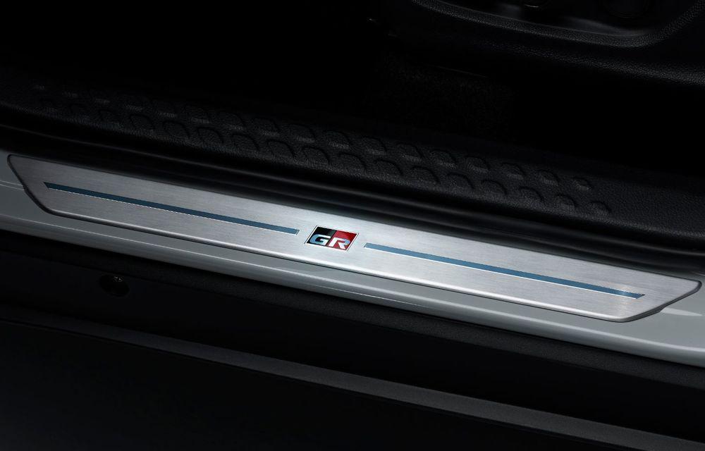 Versiunea Toyota C-HR GR Sport este disponibilă și în Europa: niponii condimentează SUV-ul cu accesorii sport - Poza 22