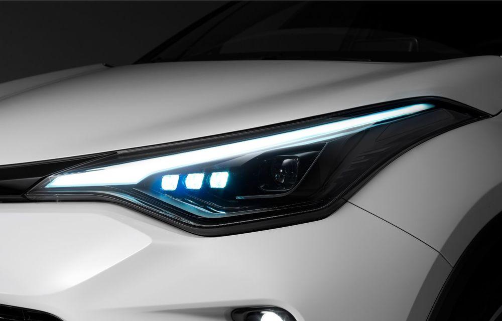 Versiunea Toyota C-HR GR Sport este disponibilă și în Europa: niponii condimentează SUV-ul cu accesorii sport - Poza 17
