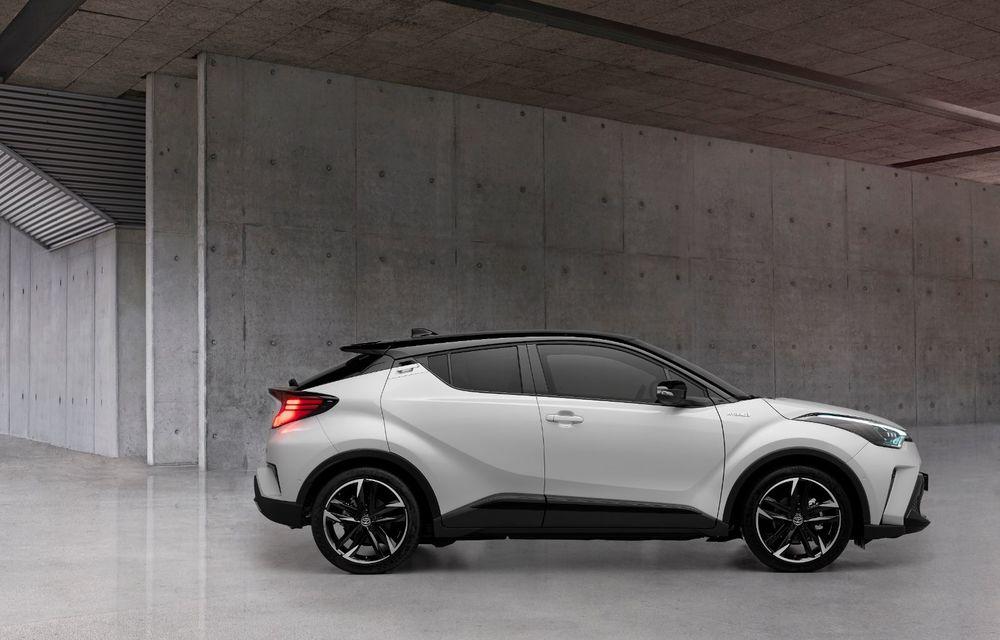 Versiunea Toyota C-HR GR Sport este disponibilă și în Europa: niponii condimentează SUV-ul cu accesorii sport - Poza 8