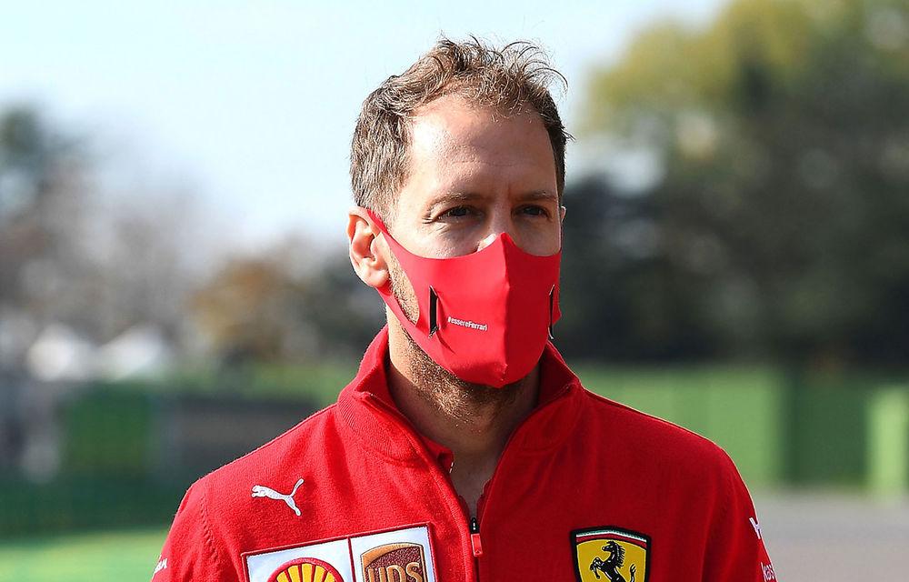 """Vettel se pregătește deja pentru plecarea la Aston Martin: """"Mă voi implica complet în proiect pentru a înțelege totul înainte de teste"""" - Poza 1"""