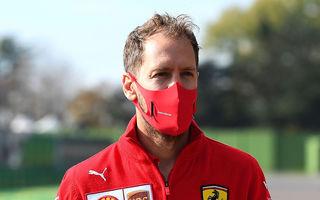 """Vettel se pregătește deja pentru plecarea la Aston Martin: """"Mă voi implica complet în proiect pentru a înțelege totul înainte de teste"""""""