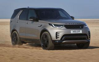 Land Rover prezintă Discovery facelift: modificări subtile de design, sistem de infotainment de 11.4 inch și motorizări mild-hybrid