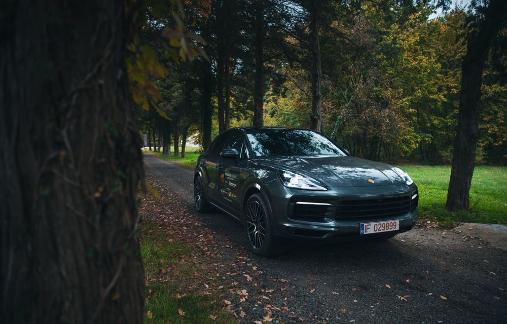"""PORTRET: Porsche în Romanian Roads Luxury Edition: """"În minte îți rămân doar două opțiuni: cumperi acum un Porsche sau vei cumpăra mai târziu un Porsche"""" - Poza 3"""