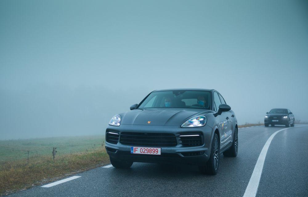 """PORTRET: Porsche în Romanian Roads Luxury Edition: """"În minte îți rămân doar două opțiuni: cumperi acum un Porsche sau vei cumpăra mai târziu un Porsche"""" - Poza 11"""