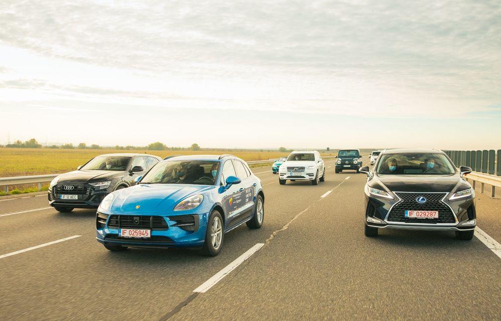 """PORTRET: Porsche în Romanian Roads Luxury Edition: """"În minte îți rămân doar două opțiuni: cumperi acum un Porsche sau vei cumpăra mai târziu un Porsche"""" - Poza 63"""