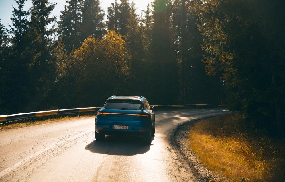"""PORTRET: Porsche în Romanian Roads Luxury Edition: """"În minte îți rămân doar două opțiuni: cumperi acum un Porsche sau vei cumpăra mai târziu un Porsche"""" - Poza 46"""