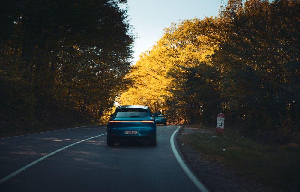 """PORTRET: Porsche în Romanian Roads Luxury Edition: """"În minte îți rămân doar două opțiuni: cumperi acum un Porsche sau vei cumpăra mai târziu un Porsche"""" - Poza 60"""