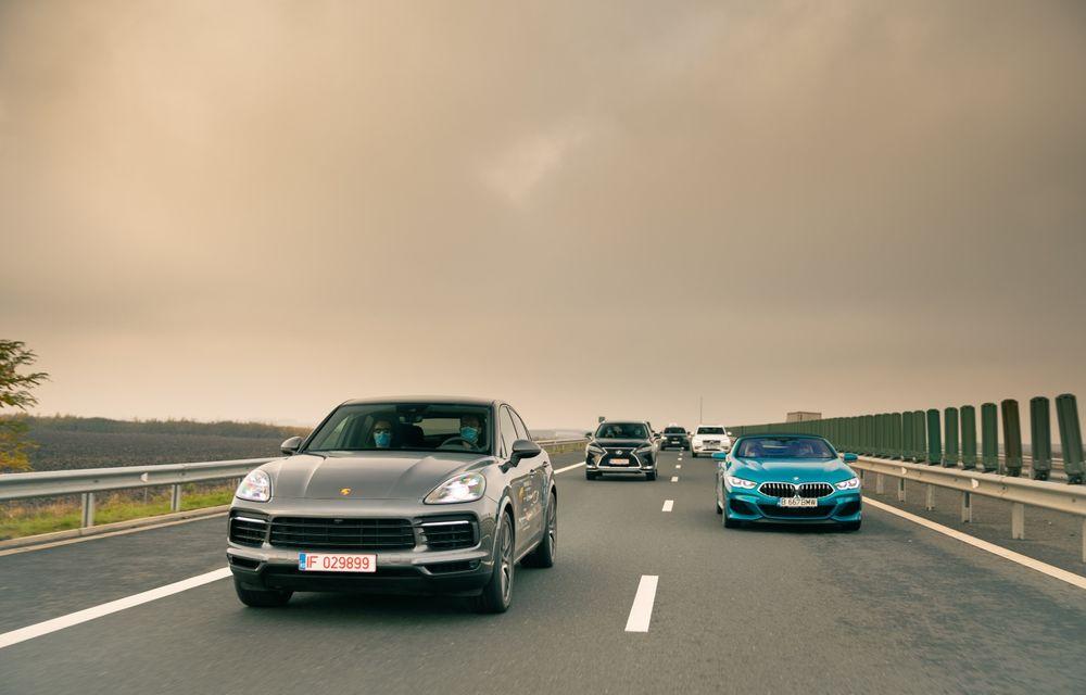"""PORTRET: Porsche în Romanian Roads Luxury Edition: """"În minte îți rămân doar două opțiuni: cumperi acum un Porsche sau vei cumpăra mai târziu un Porsche"""" - Poza 22"""