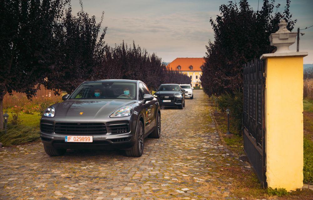 """PORTRET: Porsche în Romanian Roads Luxury Edition: """"În minte îți rămân doar două opțiuni: cumperi acum un Porsche sau vei cumpăra mai târziu un Porsche"""" - Poza 37"""