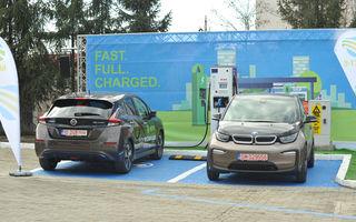 E.ON atinge borna de 100 de puncte de încărcare pentru mașini electrice în România: toate stațiile vor fi integrate în platforma internațională Hubject