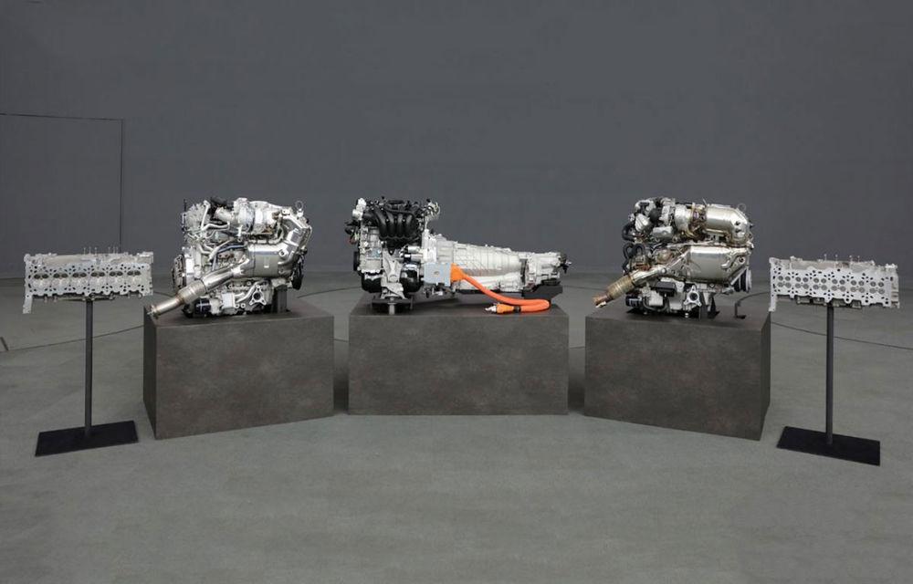 Informații despre viitoarele motoare Mazda cu șase cilindri în linie: niponii pregătesc și o versiune Skyactiv-X, iar debutul este programat după anul 2022 - Poza 2