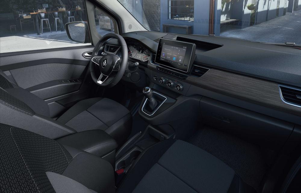 Actualizare în gama de utilitare Renault: noul Kangoo va avea versiune electrică, iar Dacia Dokker devine Renault Express - Poza 7