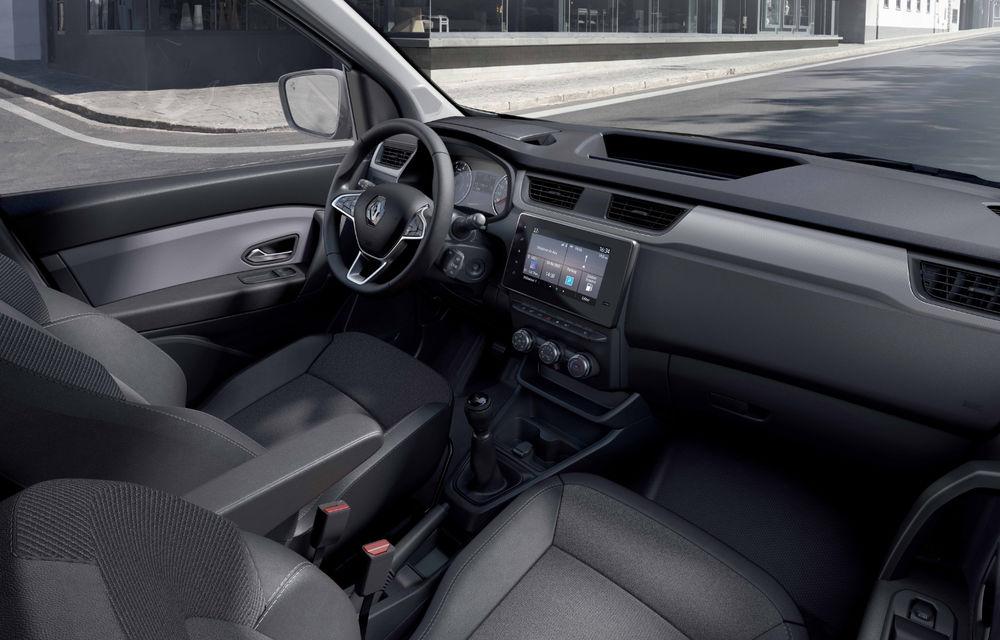 Actualizare în gama de utilitare Renault: noul Kangoo va avea versiune electrică, iar Dacia Dokker devine Renault Express - Poza 10