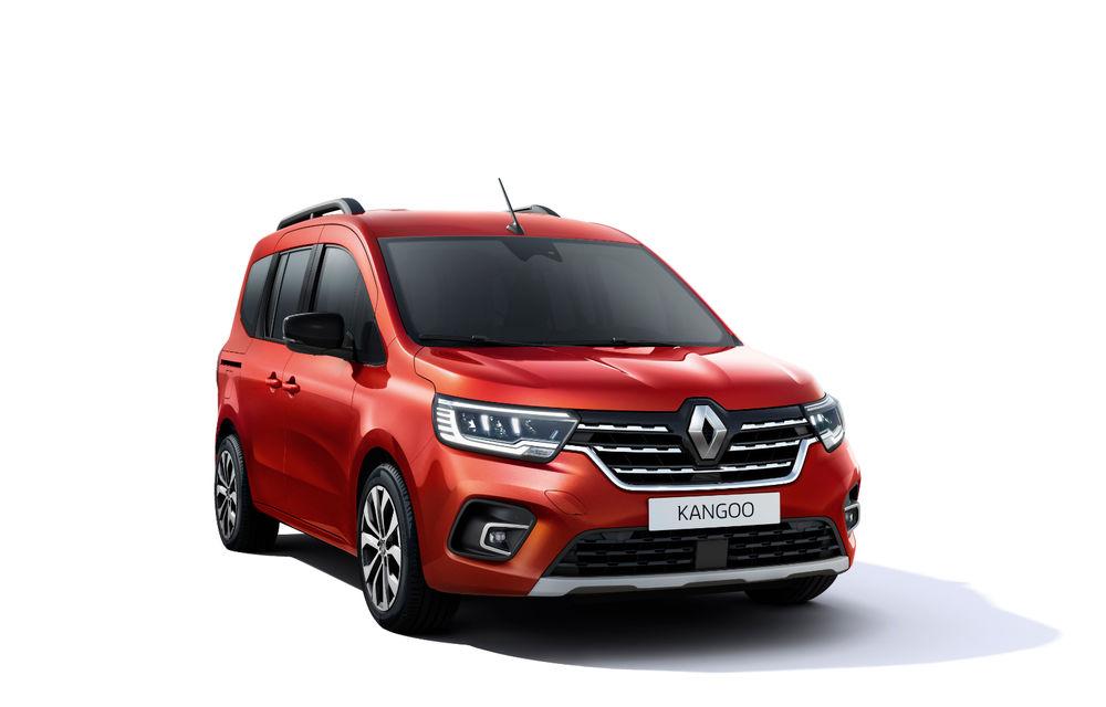 Actualizare în gama de utilitare Renault: noul Kangoo va avea versiune electrică, iar Dacia Dokker devine Renault Express - Poza 6