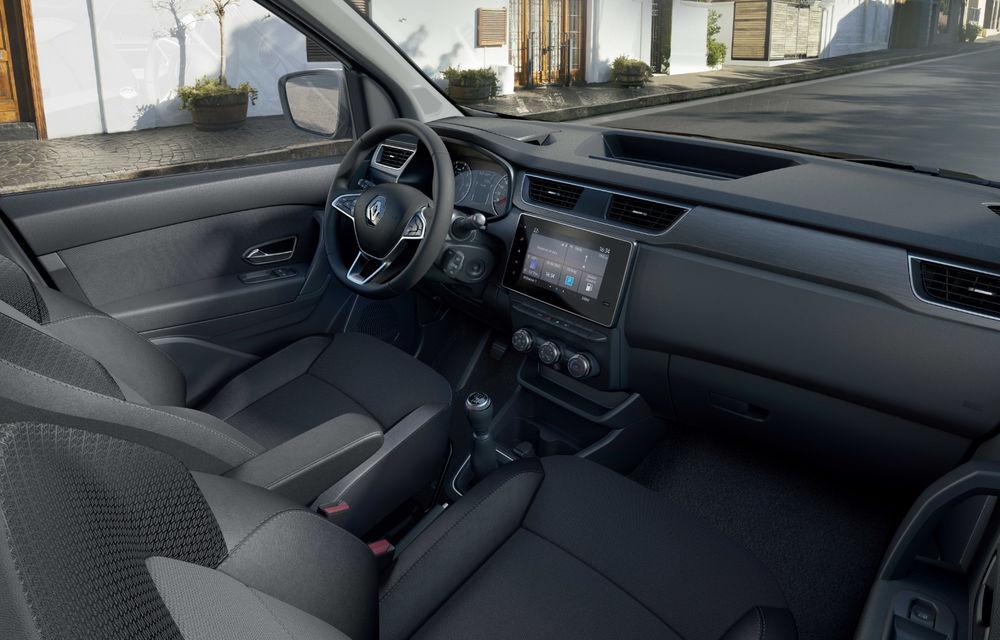 Actualizare în gama de utilitare Renault: noul Kangoo va avea versiune electrică, iar Dacia Dokker devine Renault Express - Poza 12