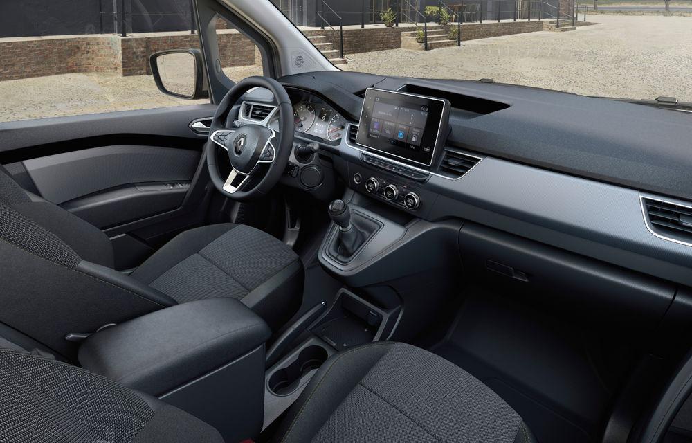 Actualizare în gama de utilitare Renault: noul Kangoo va avea versiune electrică, iar Dacia Dokker devine Renault Express - Poza 4