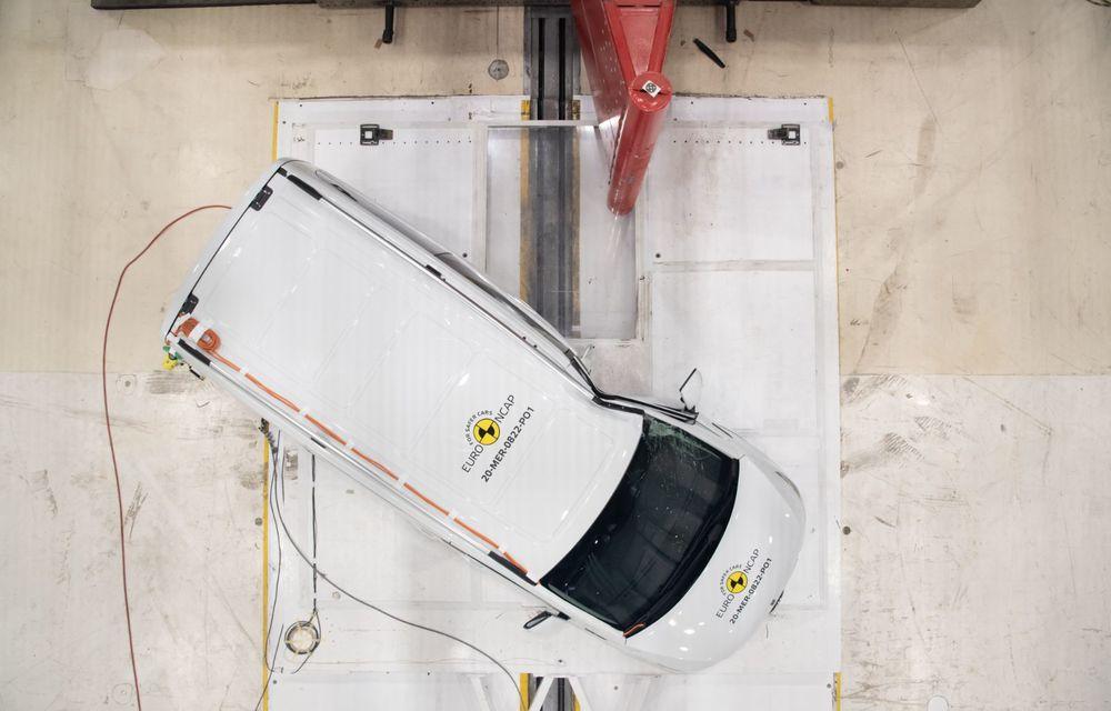 Teste Euro NCAP: SUV-ul electric Mazda MX-30 și noua generație Honda Jazz au obținut 5 stele la testele de siguranță - Poza 18