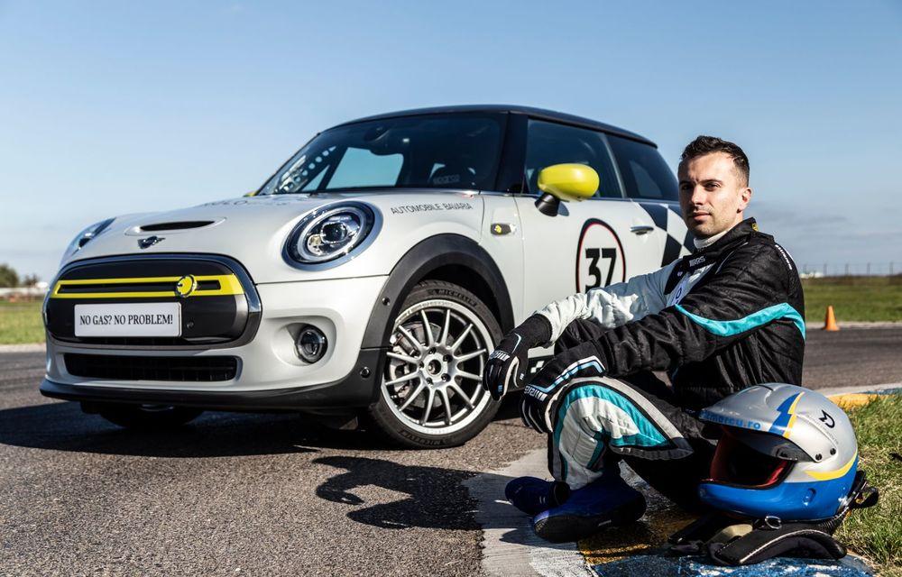 Întâlnire pe circuit cu Mini Electric Racing: modelul de competiție este dezvoltat 100% în România - Poza 68