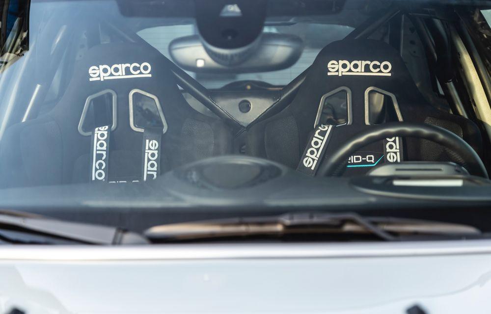Întâlnire pe circuit cu Mini Electric Racing: modelul de competiție este dezvoltat 100% în România - Poza 44