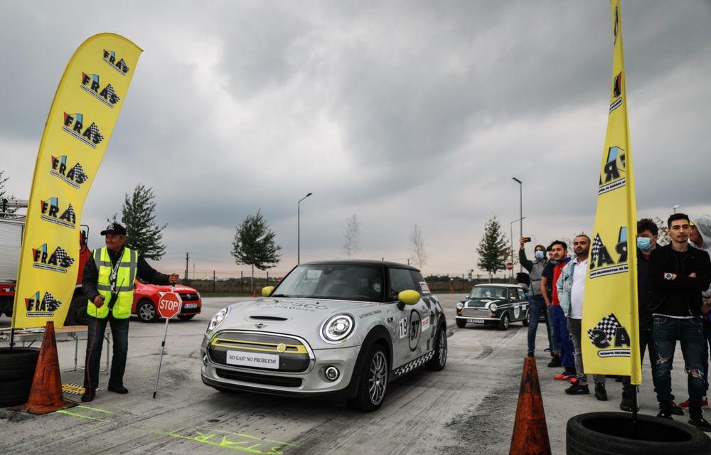 Întâlnire pe circuit cu Mini Electric Racing: modelul de competiție este dezvoltat 100% în România - Poza 65
