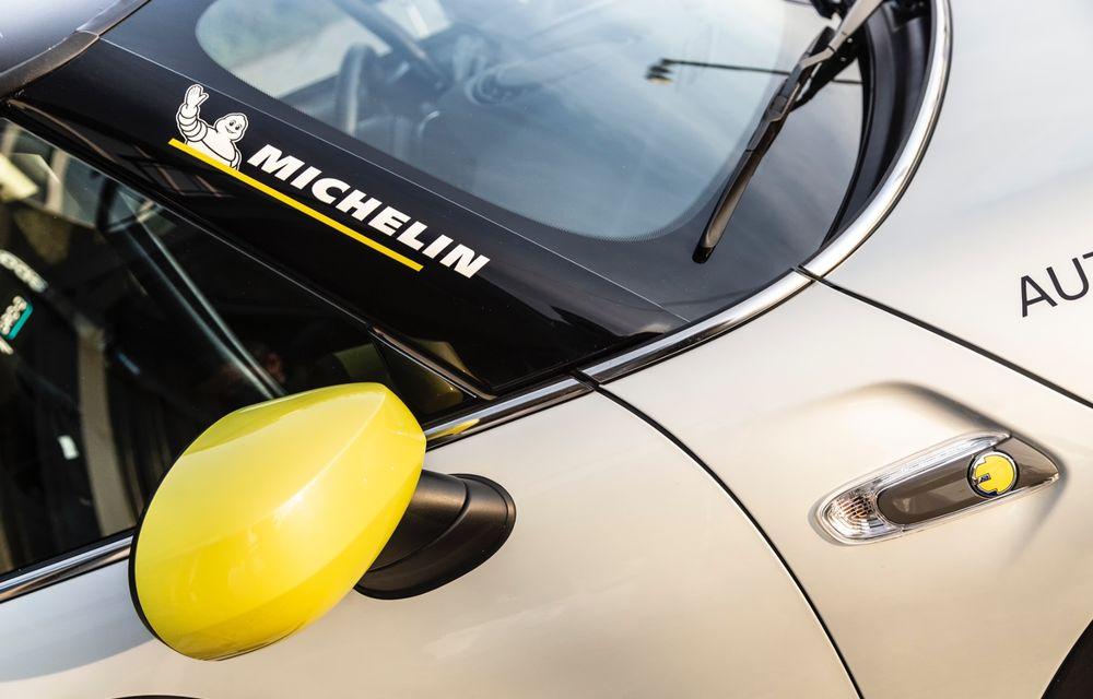 Întâlnire pe circuit cu Mini Electric Racing: modelul de competiție este dezvoltat 100% în România - Poza 43