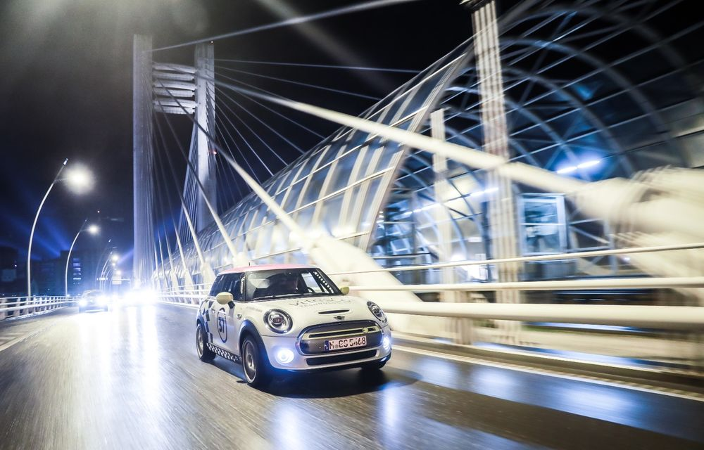 Întâlnire pe circuit cu Mini Electric Racing: modelul de competiție este dezvoltat 100% în România - Poza 78