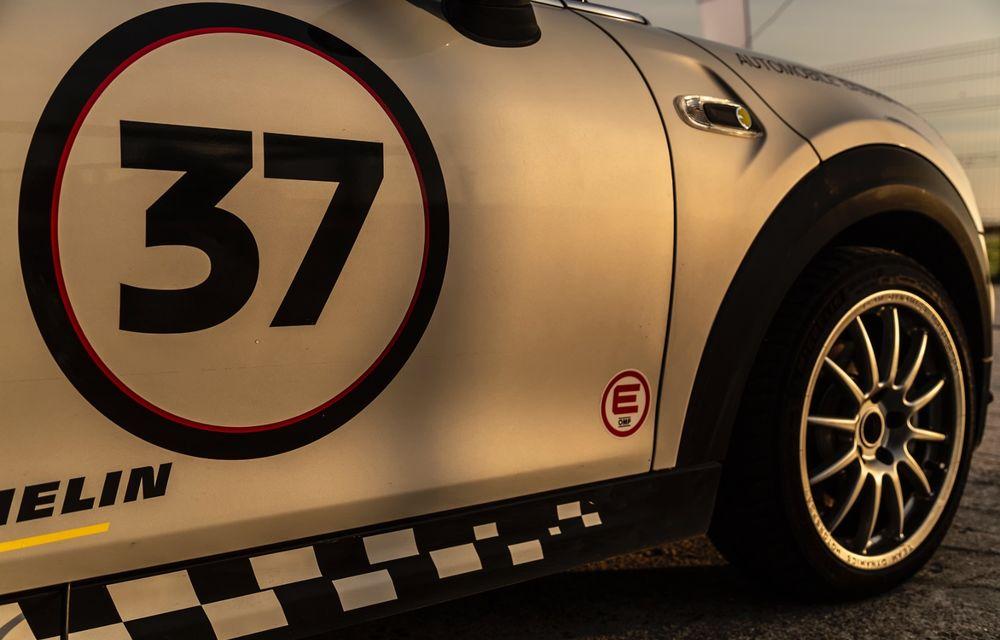 Întâlnire pe circuit cu Mini Electric Racing: modelul de competiție este dezvoltat 100% în România - Poza 40