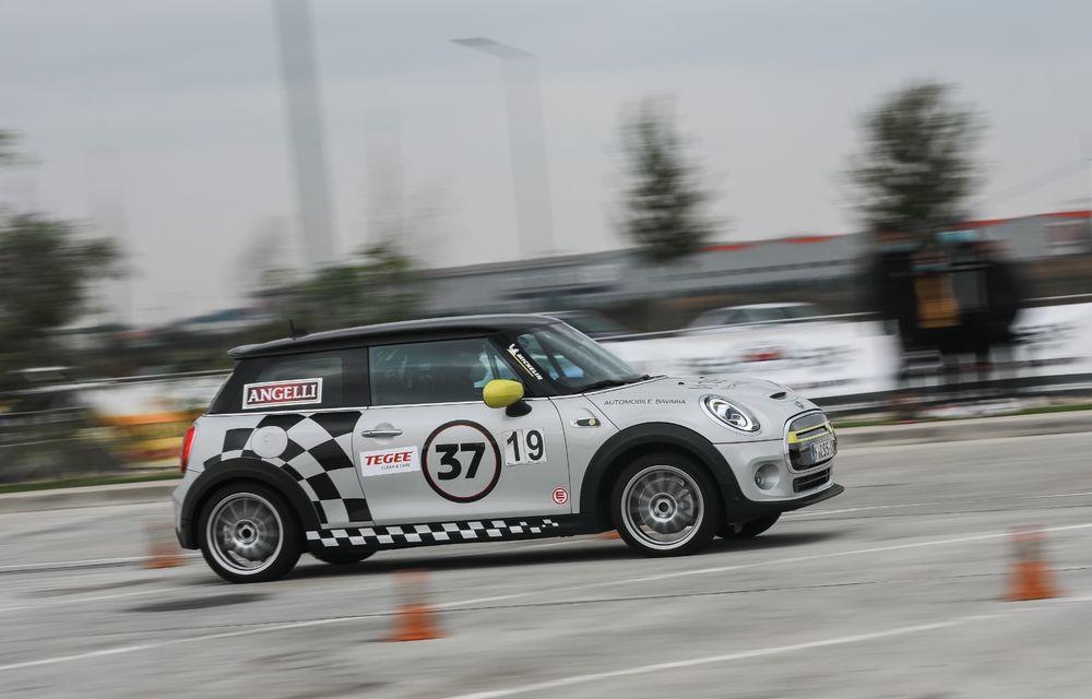 Întâlnire pe circuit cu Mini Electric Racing: modelul de competiție este dezvoltat 100% în România - Poza 58