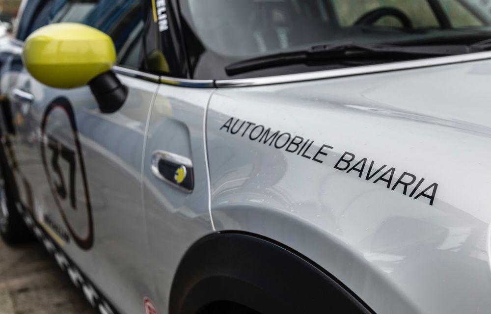 Întâlnire pe circuit cu Mini Electric Racing: modelul de competiție este dezvoltat 100% în România - Poza 27