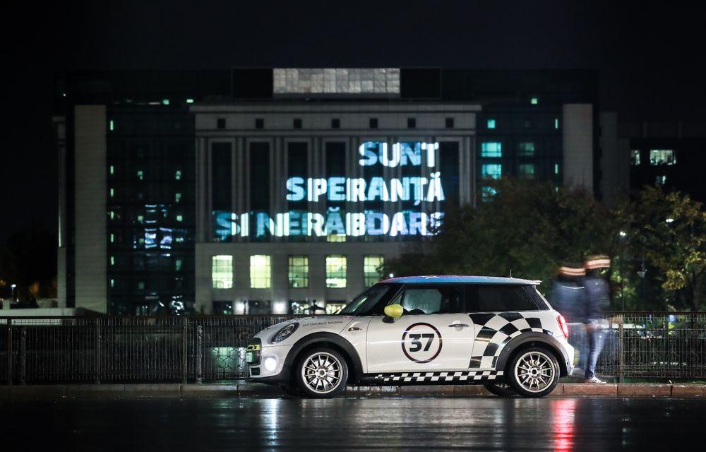 Întâlnire pe circuit cu Mini Electric Racing: modelul de competiție este dezvoltat 100% în România - Poza 70
