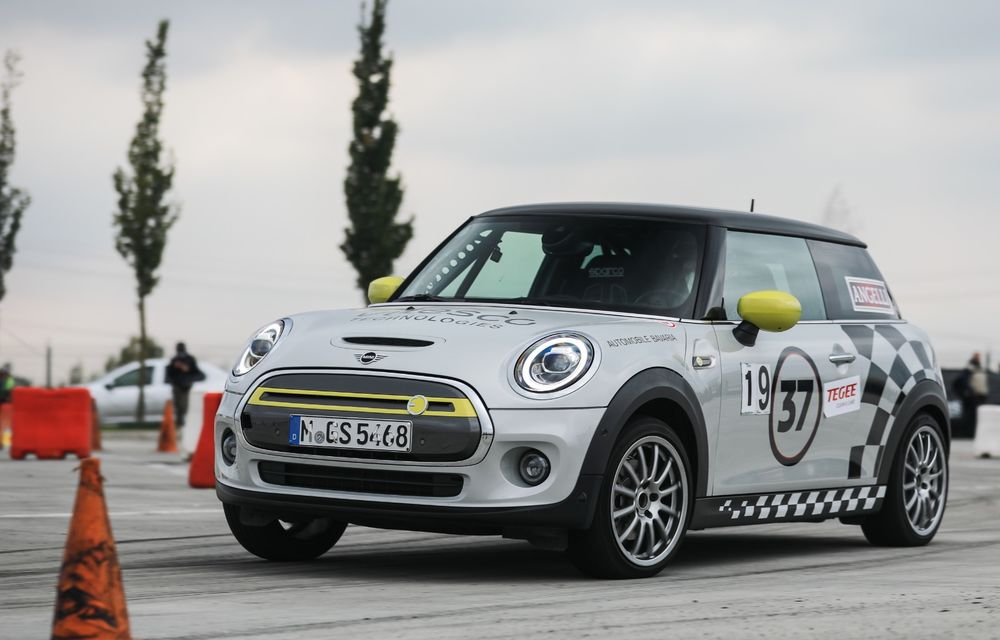 Întâlnire pe circuit cu Mini Electric Racing: modelul de competiție este dezvoltat 100% în România - Poza 57