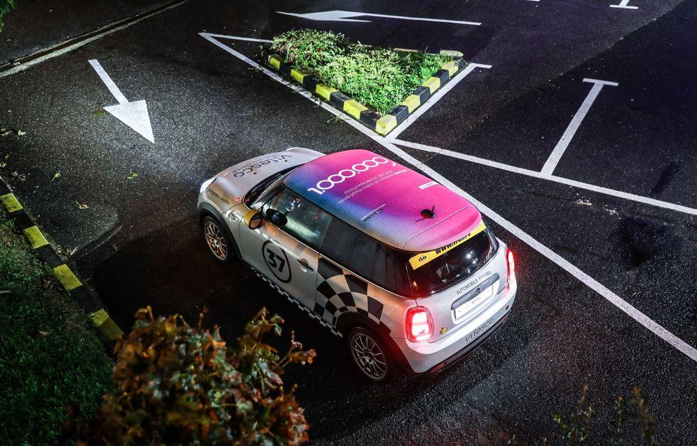 Întâlnire pe circuit cu Mini Electric Racing: modelul de competiție este dezvoltat 100% în România - Poza 76