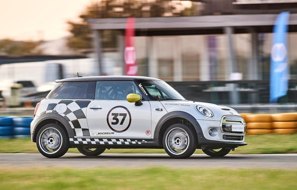 Întâlnire pe circuit cu Mini Electric Racing: modelul de competiție este dezvoltat 100% în România - Poza 18