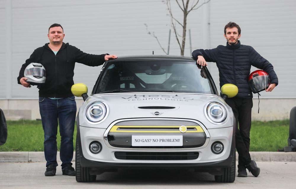 Întâlnire pe circuit cu Mini Electric Racing: modelul de competiție este dezvoltat 100% în România - Poza 62
