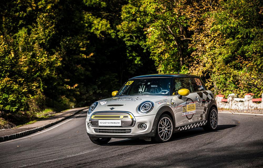 Întâlnire pe circuit cu Mini Electric Racing: modelul de competiție este dezvoltat 100% în România - Poza 53