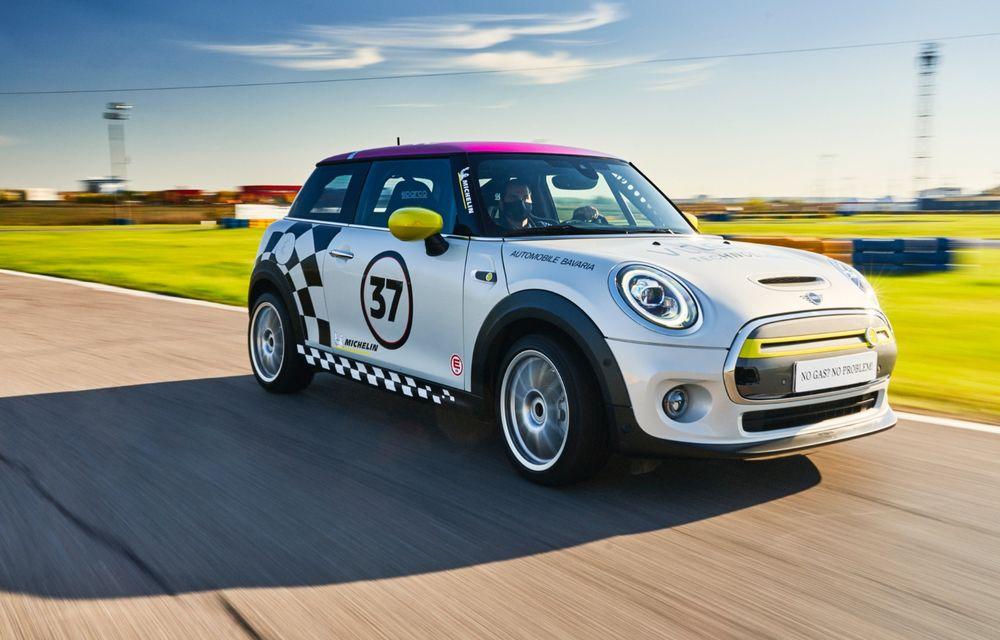 Întâlnire pe circuit cu Mini Electric Racing: modelul de competiție este dezvoltat 100% în România - Poza 6